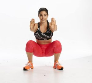 You should be doing 30 squats every day - Bonfire Health