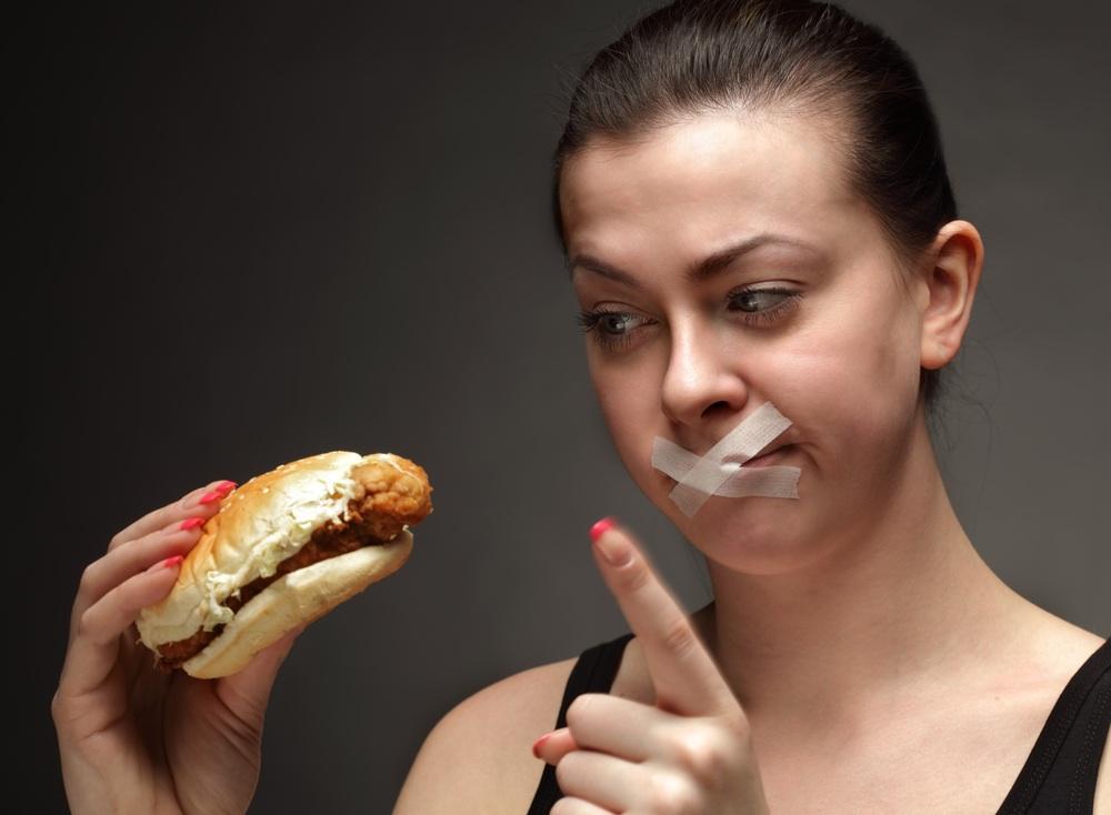 оформление картинки для отвращения к еде своих местах